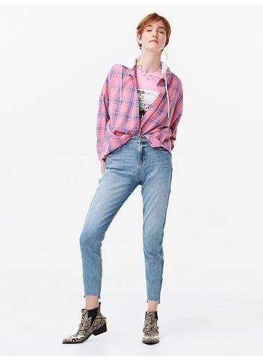 Twist Jean Pantolon İndigo